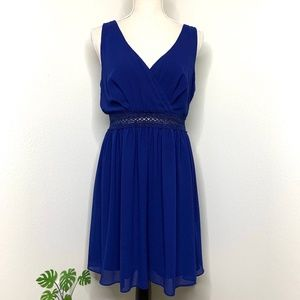 Sleeveless Dress fully lined - 15J